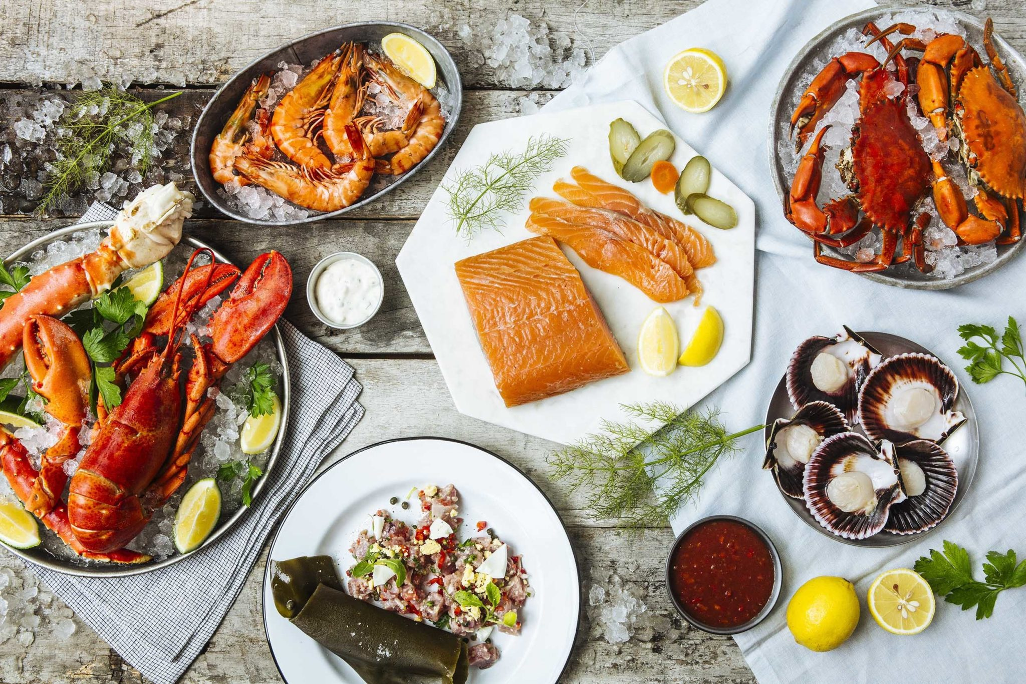 Certifications & Fresh Gourmet Seafood